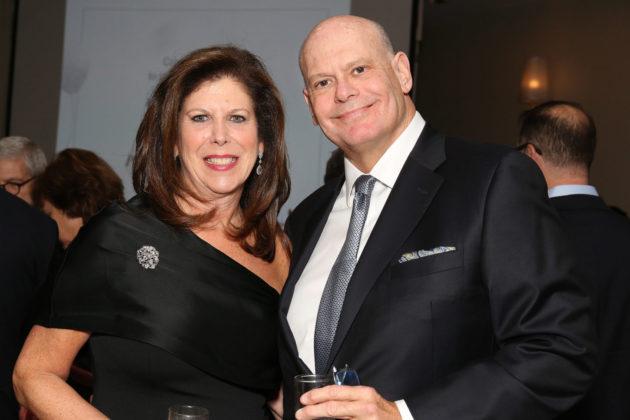 Lorraine Drobny and Stuart Drobny