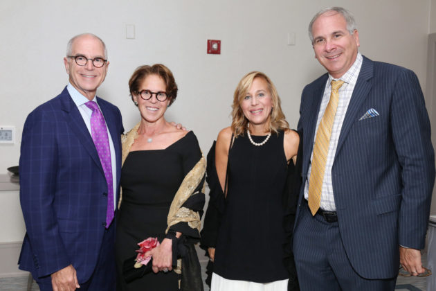 Mitchell Goldenberg, Jane Goldenberg, Jill Zipin and Howard Zipin