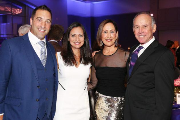 Jonathan Levine, Rachel Levine, Tammy Steinberg and Michael B. Steinberg