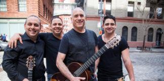 David Broza and his band