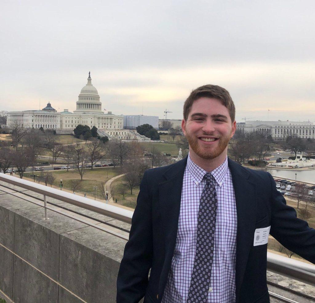 Adam Fishbein in DC