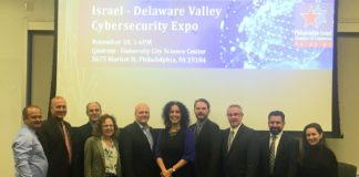 Presenters at Israel-Delaware Valley Cybersecurity Expo