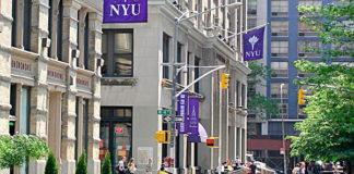 New York University campus