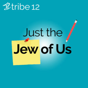 Just the Jew of Us podcast logo