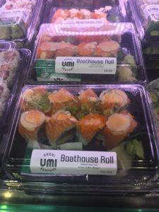 Boathouse roll
