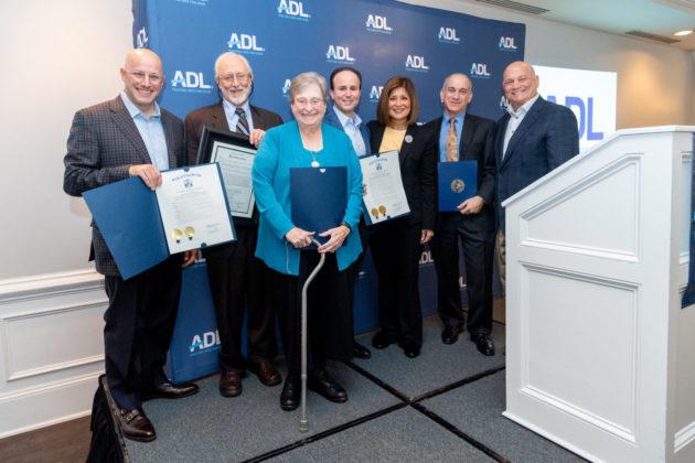 Ed Blumenthal, David Gladfelter, Valerie Gladfelter, Jason Levine, Susan Shin Angulo, Alan Zuckerman and Jeffrey Nash