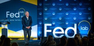 Eric D. Fingerhut speaks at FedLab
