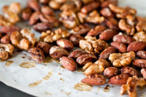 spiced nuts