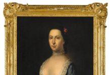 Oil portrait of Manuel Josephson