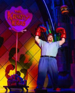 Zach Kovonov as Mr. Krabs