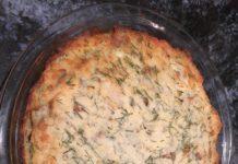 mashed potato cake