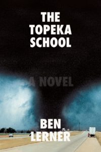 the topeka school book cover