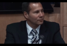screenshot of Alberto Nisman