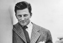 Kirk Douglas circa 1950.