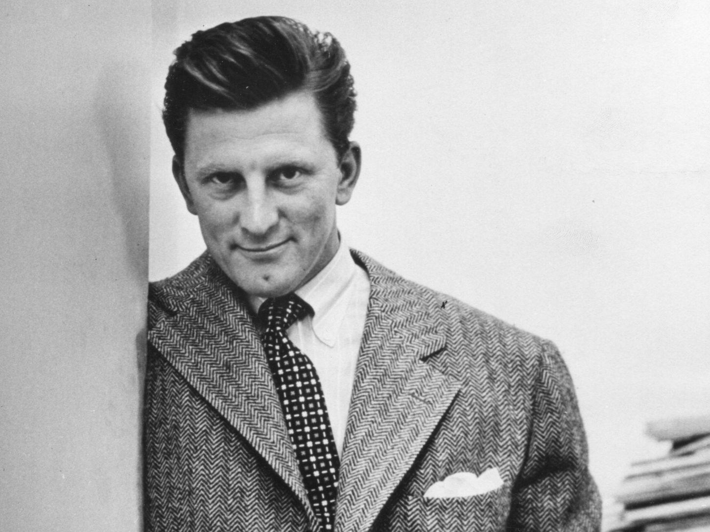 Kirk Douglas circa 1950.
