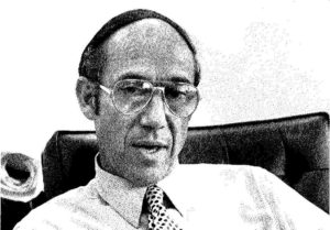Richard J. Fox in 1983