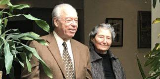 Joseph and Renee Zuritsky in January 2019
