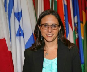 Sarah Weiss Maudi