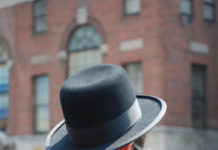 Hasidic Jew in New York City