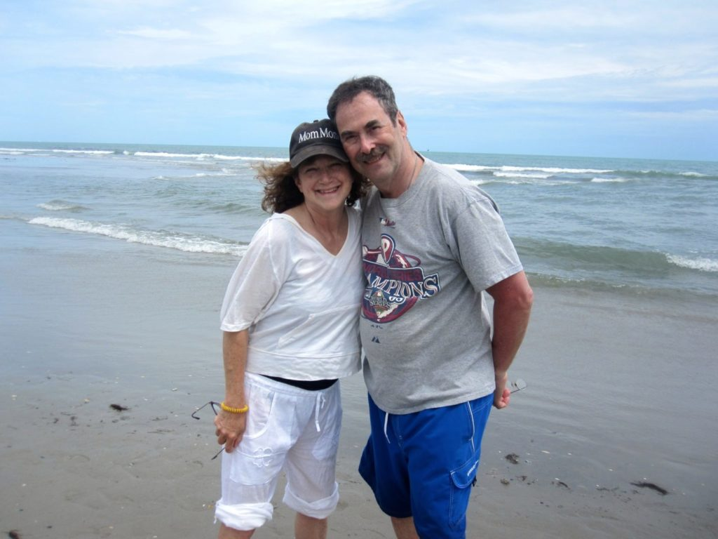 Barbara and Bruce Zeiger