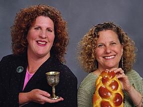 Joyce Eisenberg and Ellen Scolnic