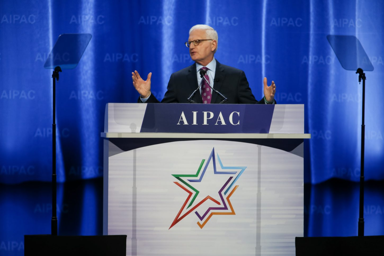 AIPAC CEO Howard Kohr
