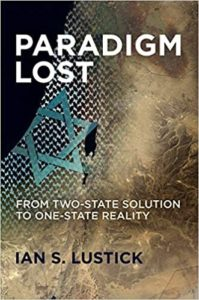 'Paradigm Lost' book cover