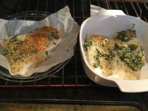 cod baking
