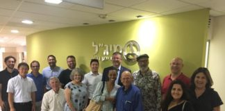 A PICC Innovation Mission to the Migal Galilee Research Institute in Israel,