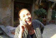Gloria Allen Moskowitz in Italy in 2007
