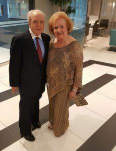 Roy Gomer and Bobbie Gomer