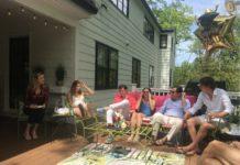 picnic family pic