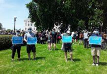 minnesota protesters