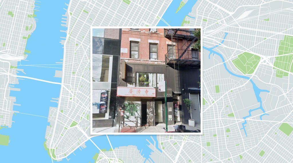 A 20-Year-Old College Student In Texas Is Mapping Every Manhattan Address That Used To Be a Synagogue