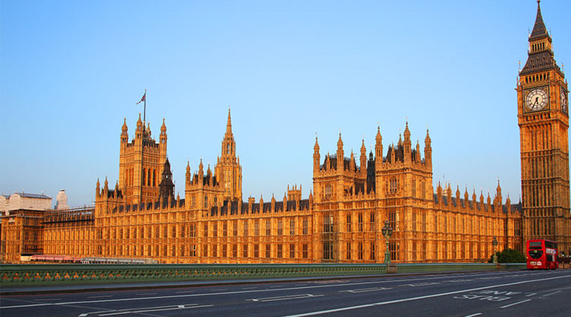 Kosher Food Made Available at British Parliament